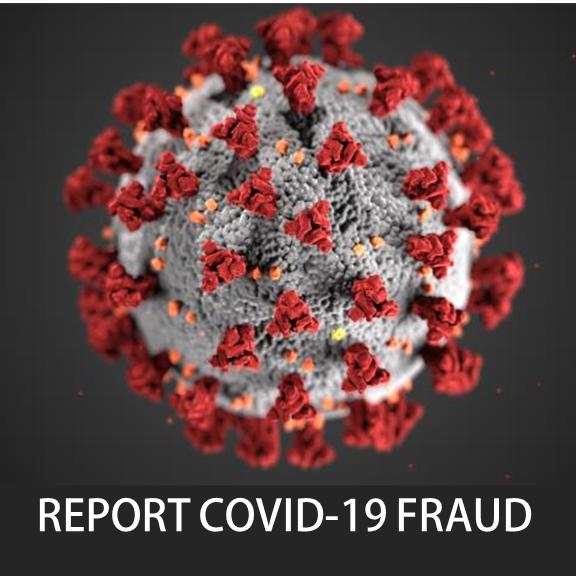 Report COVID-19 Fraud