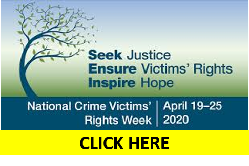 2020 National Crime Victims' Rights Week