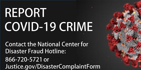 Report COVID-19 Crime