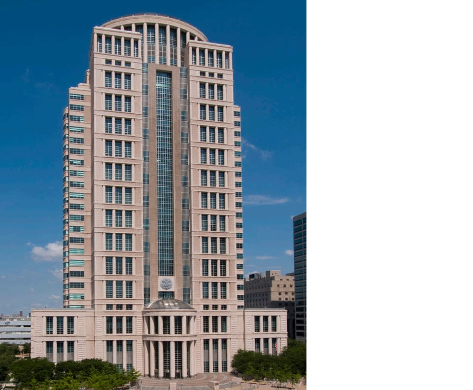 Thomas Eagleton U.S. Courthouse, St. Louis, Missouri