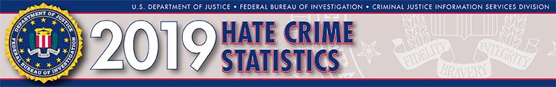 2019 Hate Crime Statistics