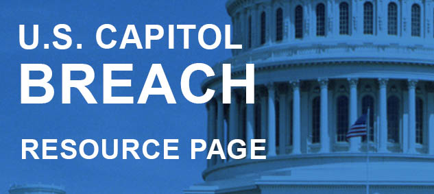 Capitol Breach Investigation Resource Page