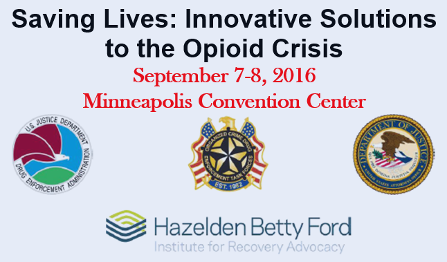 Saving Lives: Innovative Solutions to the Opioid Crisis