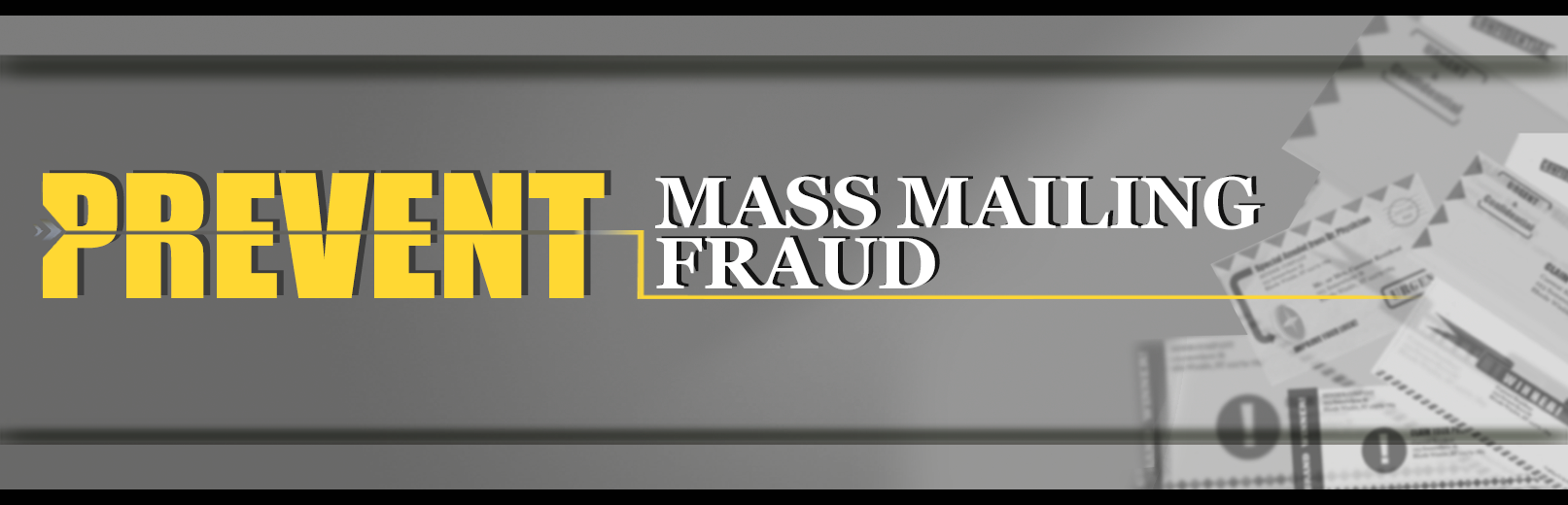 Prevent Mass Mail Fraud brought by Consumer Protection Branch
