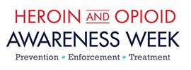 Heroin Opioid Logo