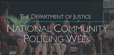 2016 Community Policing Week Infographic