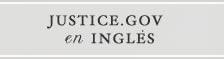 Justice.gov en Inglés
