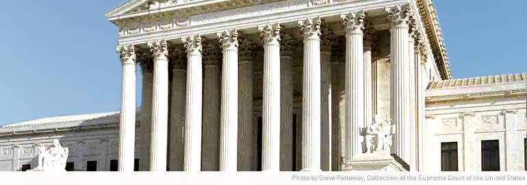 Photo of the United States Supreme Court