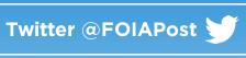 Twitter - @FOIAPost