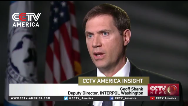 CCTV America Interviews Deputy Director on Foreign Terrorist Fighters