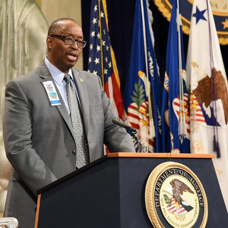 Robert L. Listenbee, Administrator, Office of Juvenile Justice and Delinquency Prevention