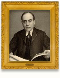 Portrait of James Montgomery Beck