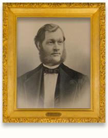 Portrait of Orlow W. Chapman