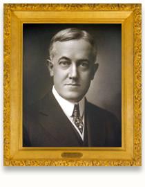 Portrait of John William Davis