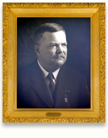 Portrait of Frederick W. Lehmann