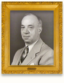Portrait of Philip B. Perlman
