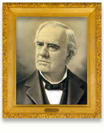 Portrait of Samuel F. Phillips