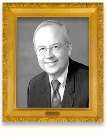 Portrait of Kenneth Starr