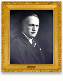 Portrait of Thomas Day Thacher