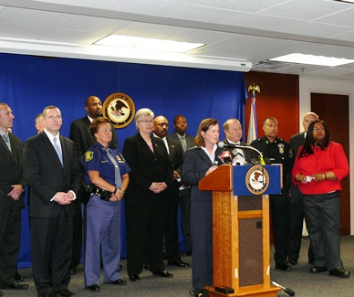 Attorney and Detroit One Partners Announce Stepped Up Gun Initiative