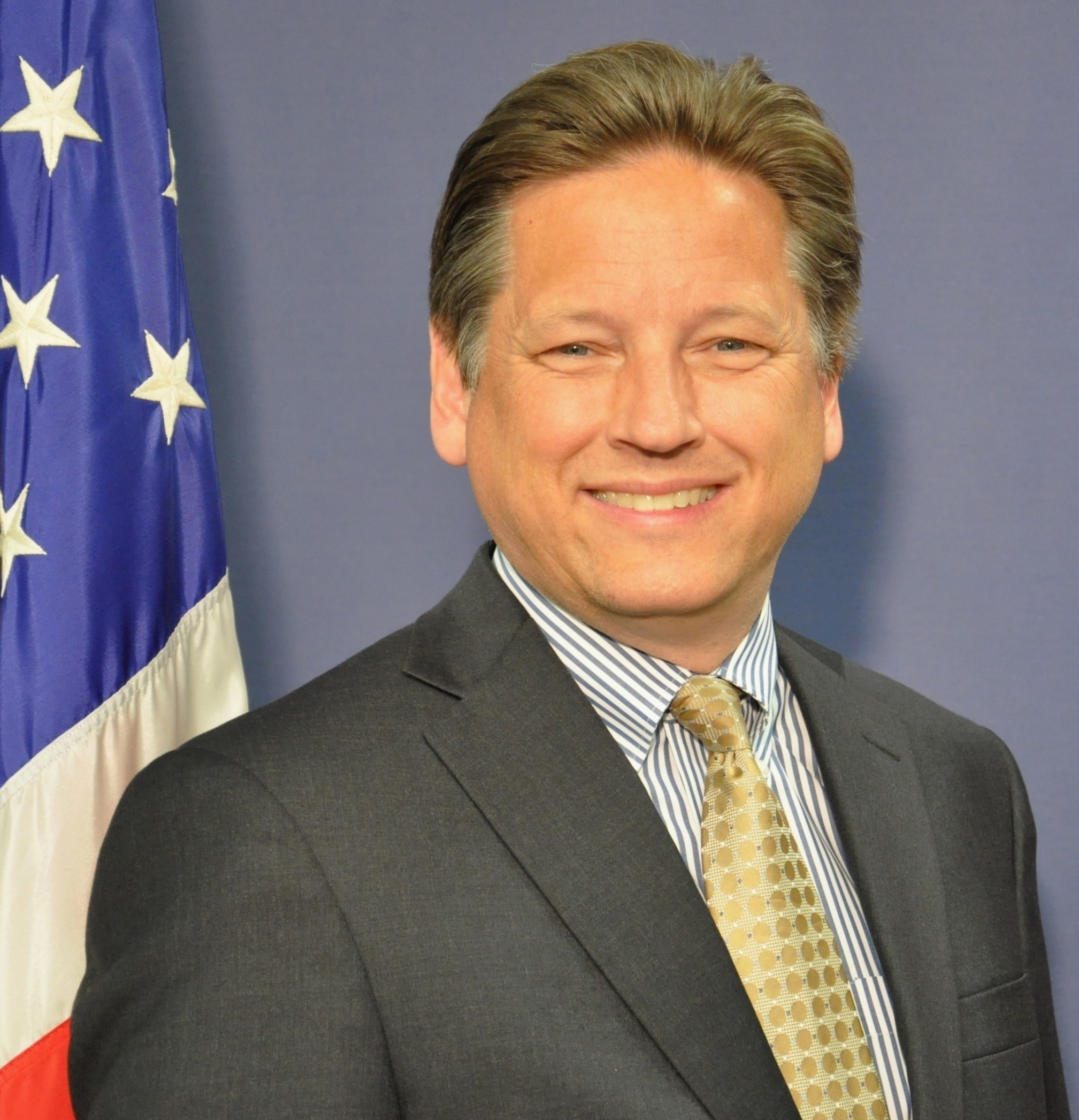 Acting U.S. Attorney Phillip Talbert