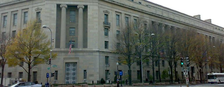 DOJ Main Building