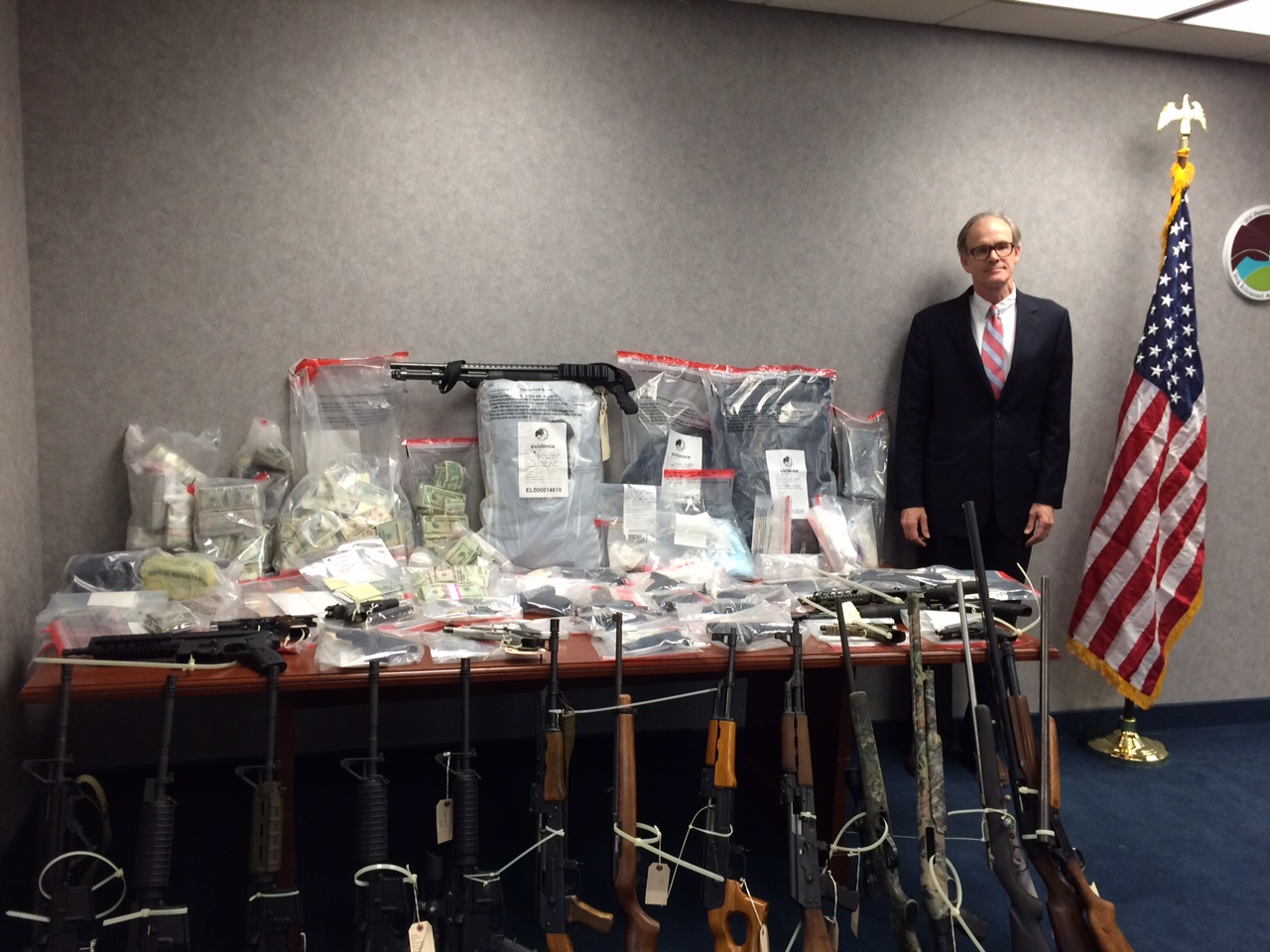 Cocaine Conspirators Arrested for Importing Hundreds of