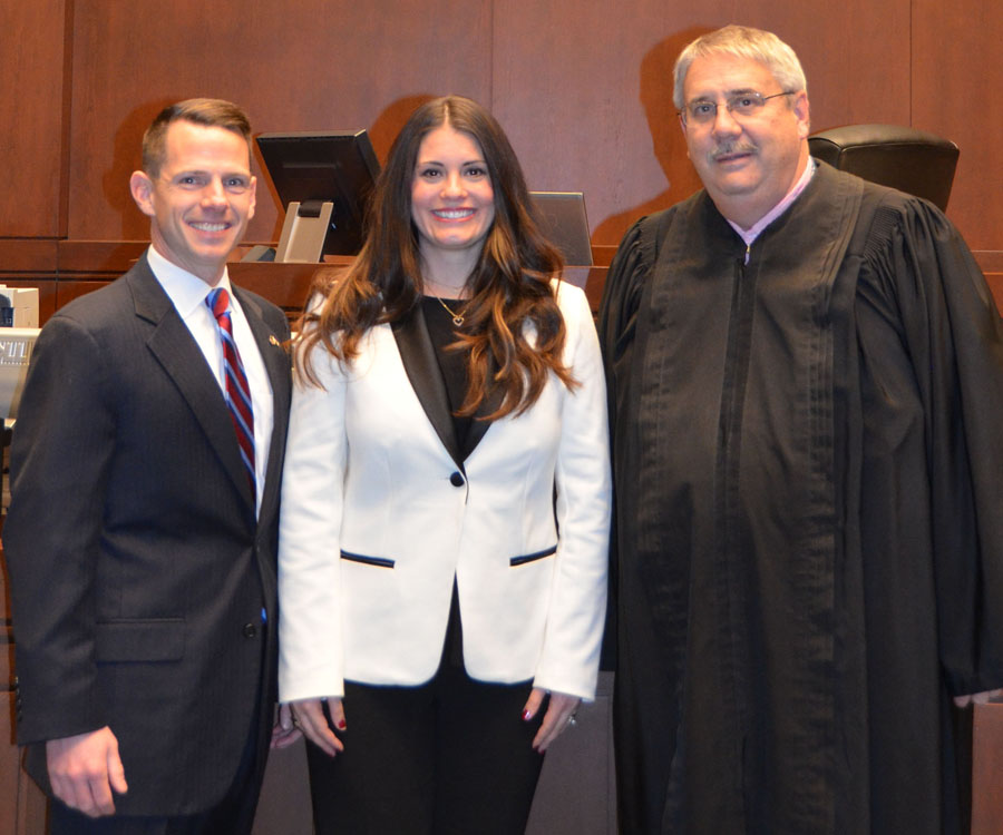 Colorado Executive Branch Part 2 Attorney General: U.S. Attorney's Office Welcomes New Prosecutor