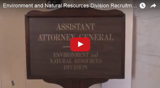 Environment and Natural Resources Division Recruitment Video