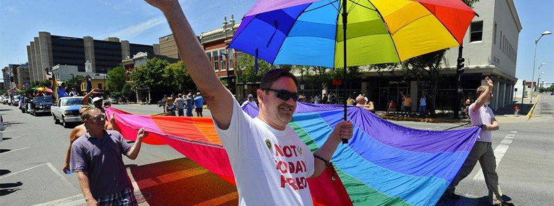 3-day Gay Pride Festival and Parade