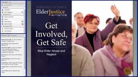 Embedded thumbnail for Tuesday Talks: An Introduction to Elder Abuse