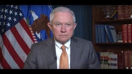 Embedded thumbnail for Message from Attorney General Sessions for Police Week