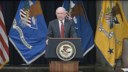 Embedded thumbnail for Department of Justice Recognizes Veterans Day with Appreciation Ceremony