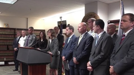 Embedded thumbnail for Acting US Attorney Rohde Announces MS-13 Gang Members Indicted For Murder
