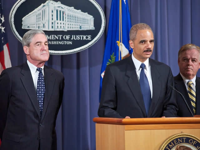 According to the Attorney General: 'We will use every tool available to investigate, prosecute and prevent mortgage fraud, and we will not rest until anyone preying on vulnerable American homeowners is brought to justice.'