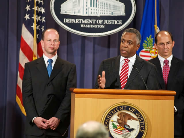 Mr. Todd Jones, U.S. Attorney for the District of Minnesota relates the involvement of his office in these indictments.