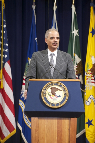 Attorney General Eric Holder explains the importance of open government.