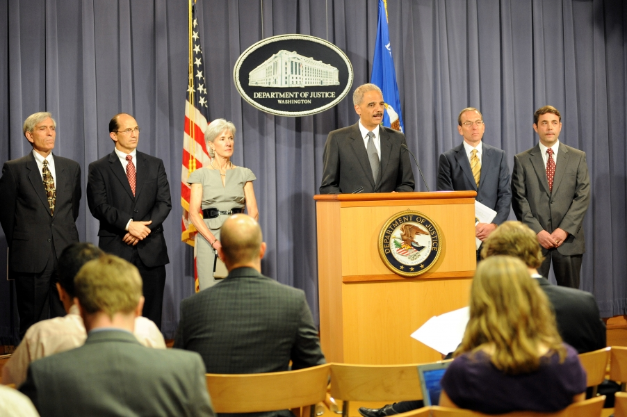 Nationwide takedown by Medicare Fraud Strike Force operations in seven cities announced.