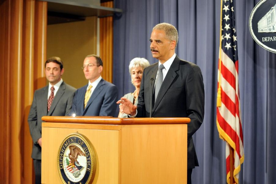 AG Eric Holder