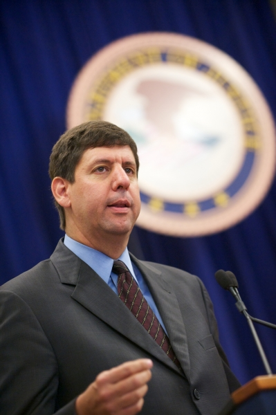 U.S. Attorney Steve Dettelbach, reiterates the efforts of the U.S. Attorneys to enforce the ADA.