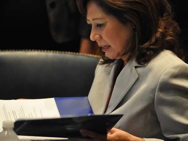 The federal Reentry Council meeting was attended by Department of Labor Secretary Hilda Solis, as well as other agency representatives