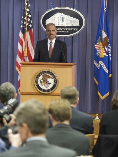 Attorney General Holder explains the decision on the detainees.