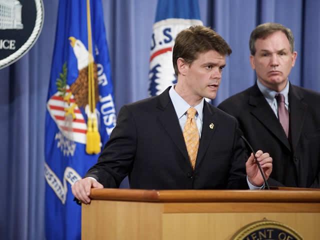 John Morton discusses inter-agency tactics used against the drug cartels.