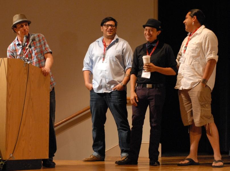 The Buffalo Nickel Creative team