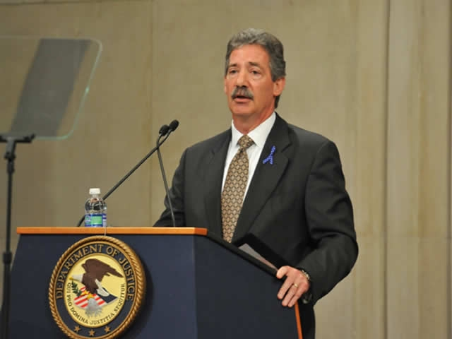 Deputy Attorney General James Cole discusses the department's multi-faceted approach to serve children and families devastated by drug abuse.
