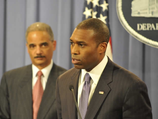 Assistant Attorney General Tony West, who leads the Justice Department's Civil Division, discusses the civil charges.