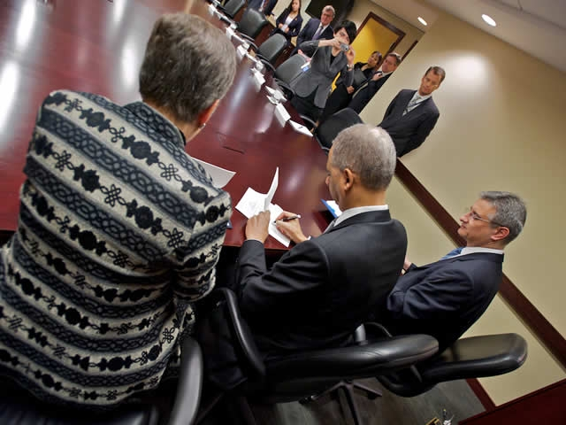The agreement was signed on behalf of the US DHS Secretary Janet Napolitano and AG Eric Holder and others.