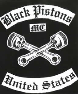 The Black Pistons Motorcycle Club (Black Pistons)