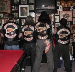 The Hells Angels Motorcycle Club (Hells Angels)