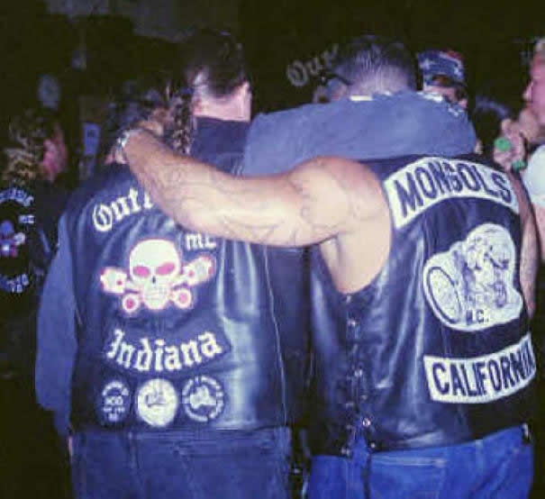 The Mongols Motorcycle Club (Mongols)